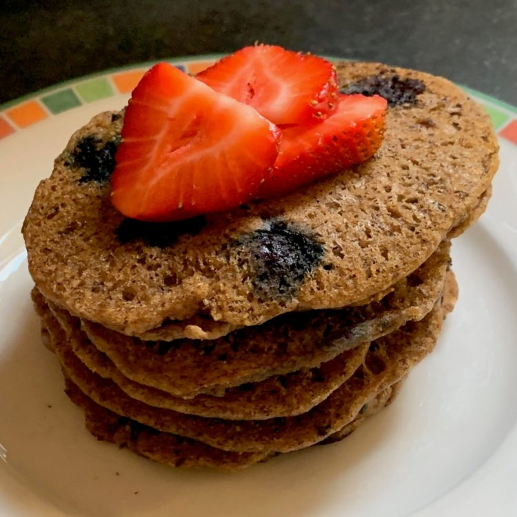 Guilt-Free Comfort Foods: Pizza & Pancakes