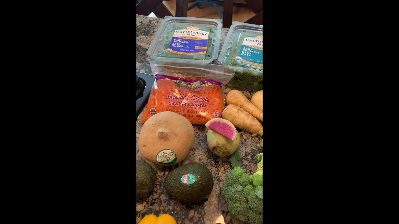 Cindi's Grocery Haul